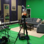 Green Screen Studio | Set Design