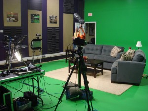 Green Screen Studio   Set Design