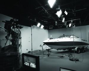 Green Screen Studio | Boat